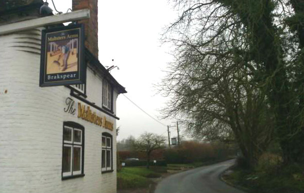 Maltsters Arms, Oxfordshire