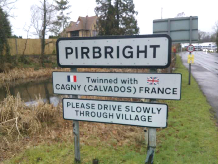 Pirbright, Surrey