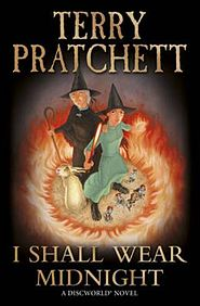 I Shall Wear Midnight by Terry Pratchett (2010)