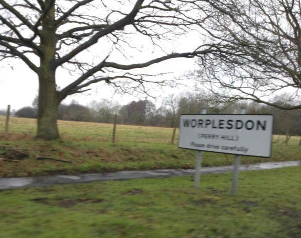 Worplesdon, Surrey (POP 1503)