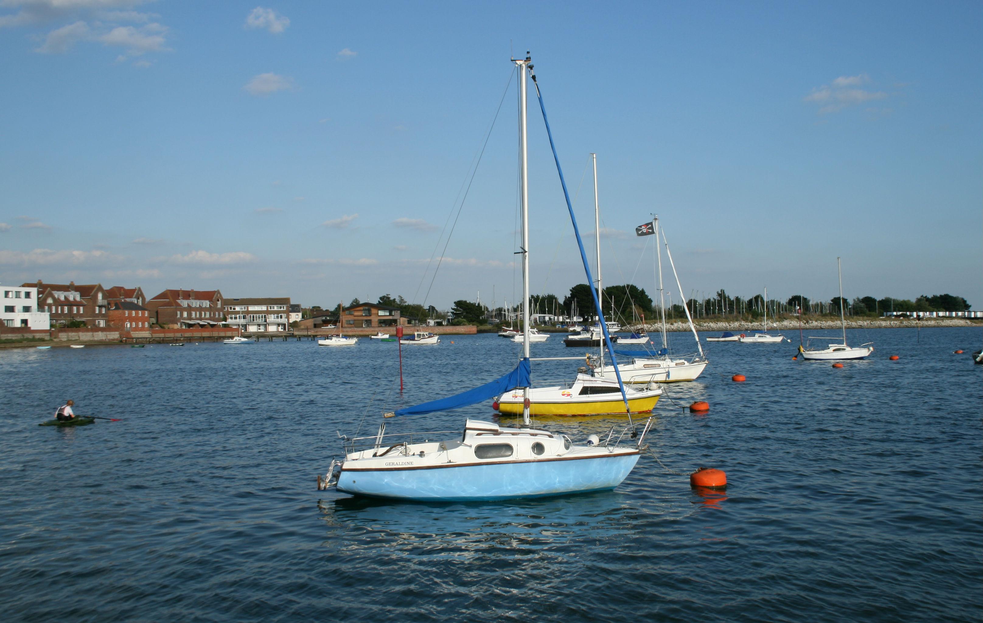 Emsworth boats
