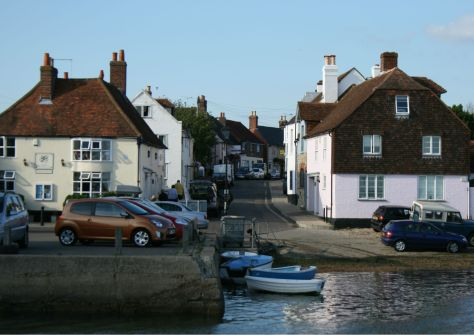 Emsworth by the water