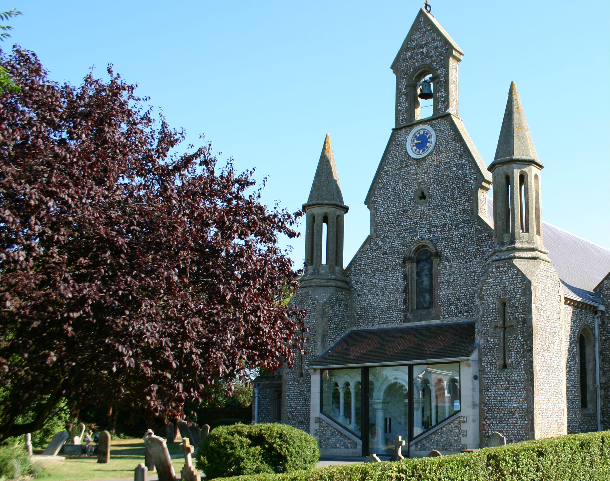 St James Church, Emsworth