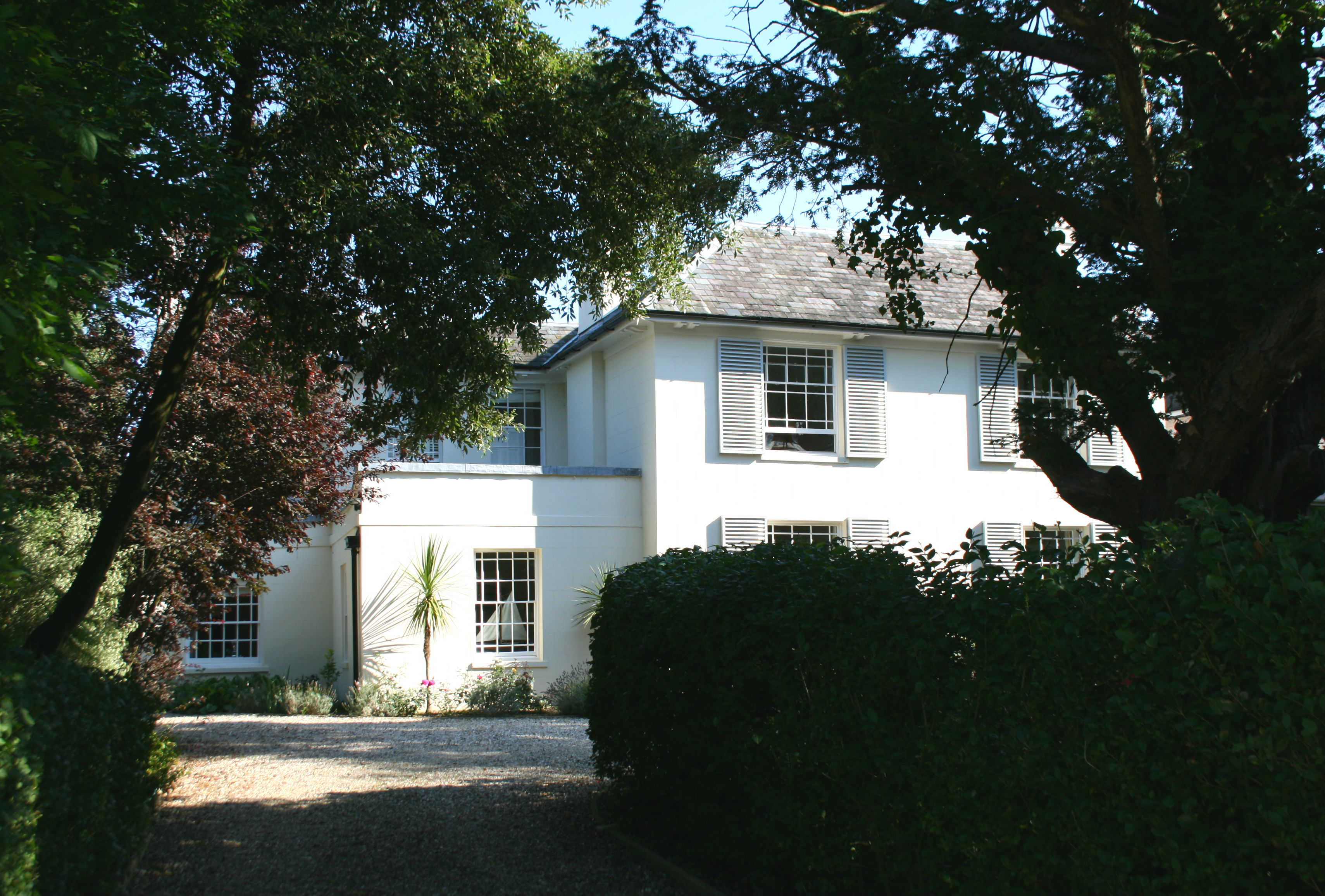 Wodehouse's Uncle Walter's house