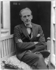 A.A. Milne (image courtesy of wikipedia)