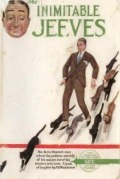 The Inimitable Jeeves 1st edition (1923) image courtesy of wikipedia