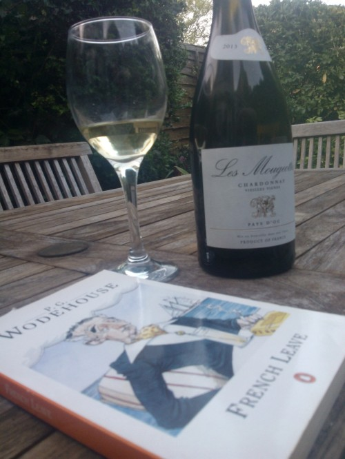 Pre holiday research: French Leave and a bottle of Les Mougeottes