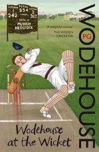 Wodehouse at the Wicket cover