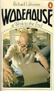 usborne wodehouse at work to the end