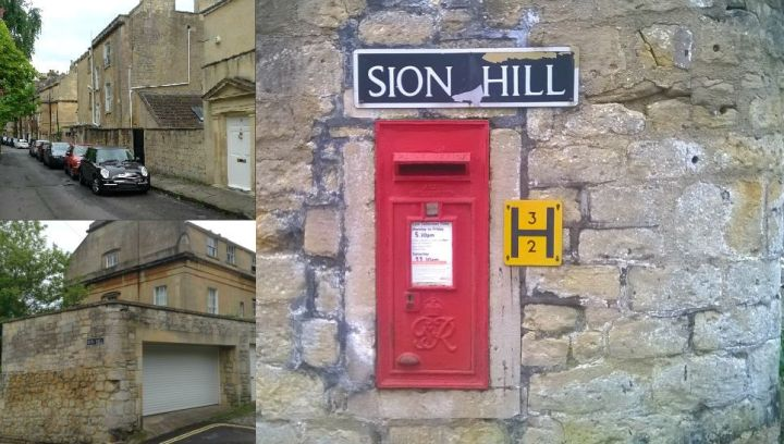 Sion Hill collage