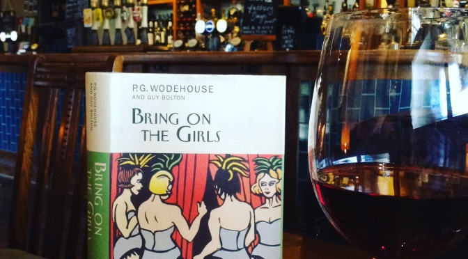 5 books by P.G. Wodehouse for Father's Day