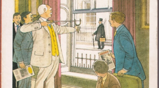 Ionicus and the Art of Wodehouse
