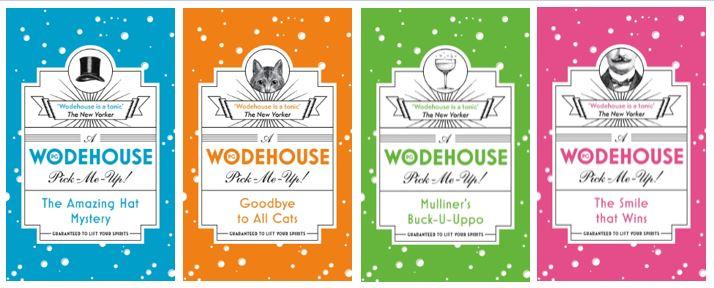 P.G. Wodehouse Pick Me Ups