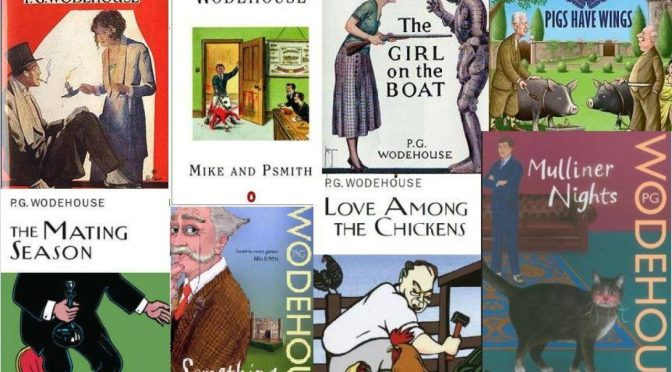 P.G. Wodehouse reading guide