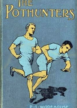 What's up with you today? Nothing — now that I'm reading Wodehouse.