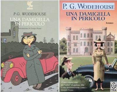 1919 Damsel in Distress ITALIAN