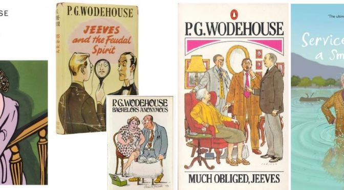 5 Books Published by P.G. Wodehouse on his Birthday