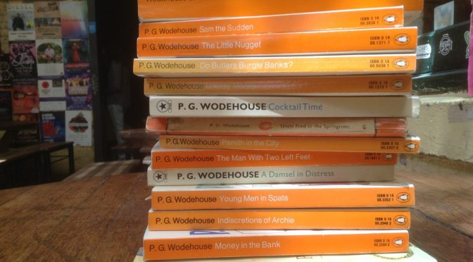 The P.G. Wodehouse Book Club: An Invitation