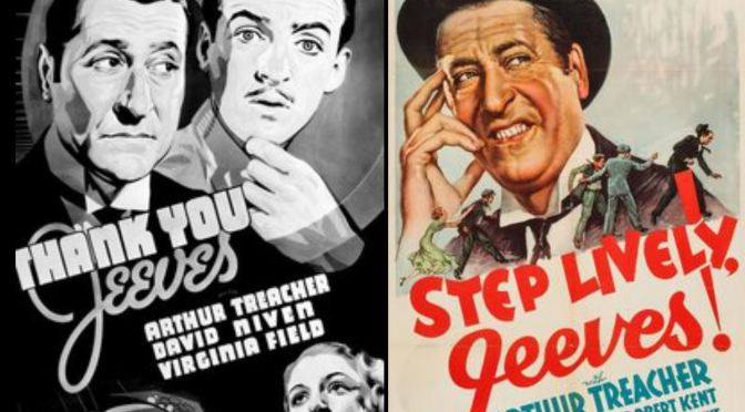 Wodehouse News: movie reviews, Slapstick festival & a Japanese stage adaptation